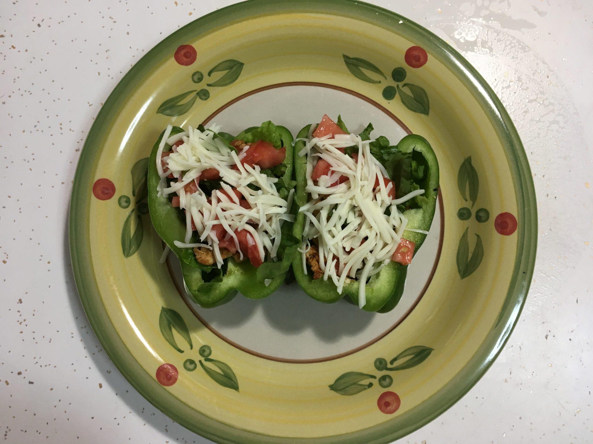 Lean Green Turkey Tacos