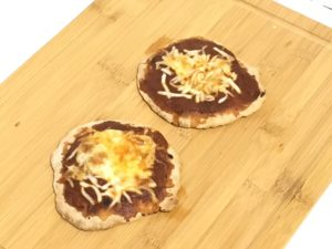Healthy Flatbread Pizza